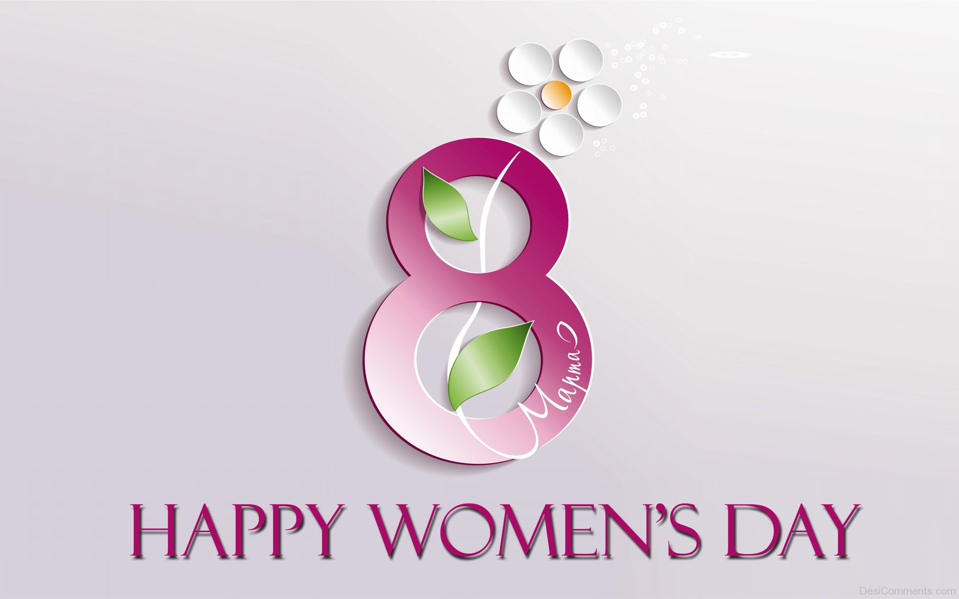 Happy Women's Day WhatsApp Images